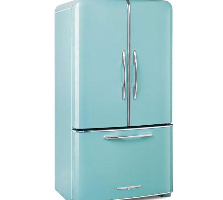 Elmira Stove Works Retro Model 1959, Electric, Refrigerator