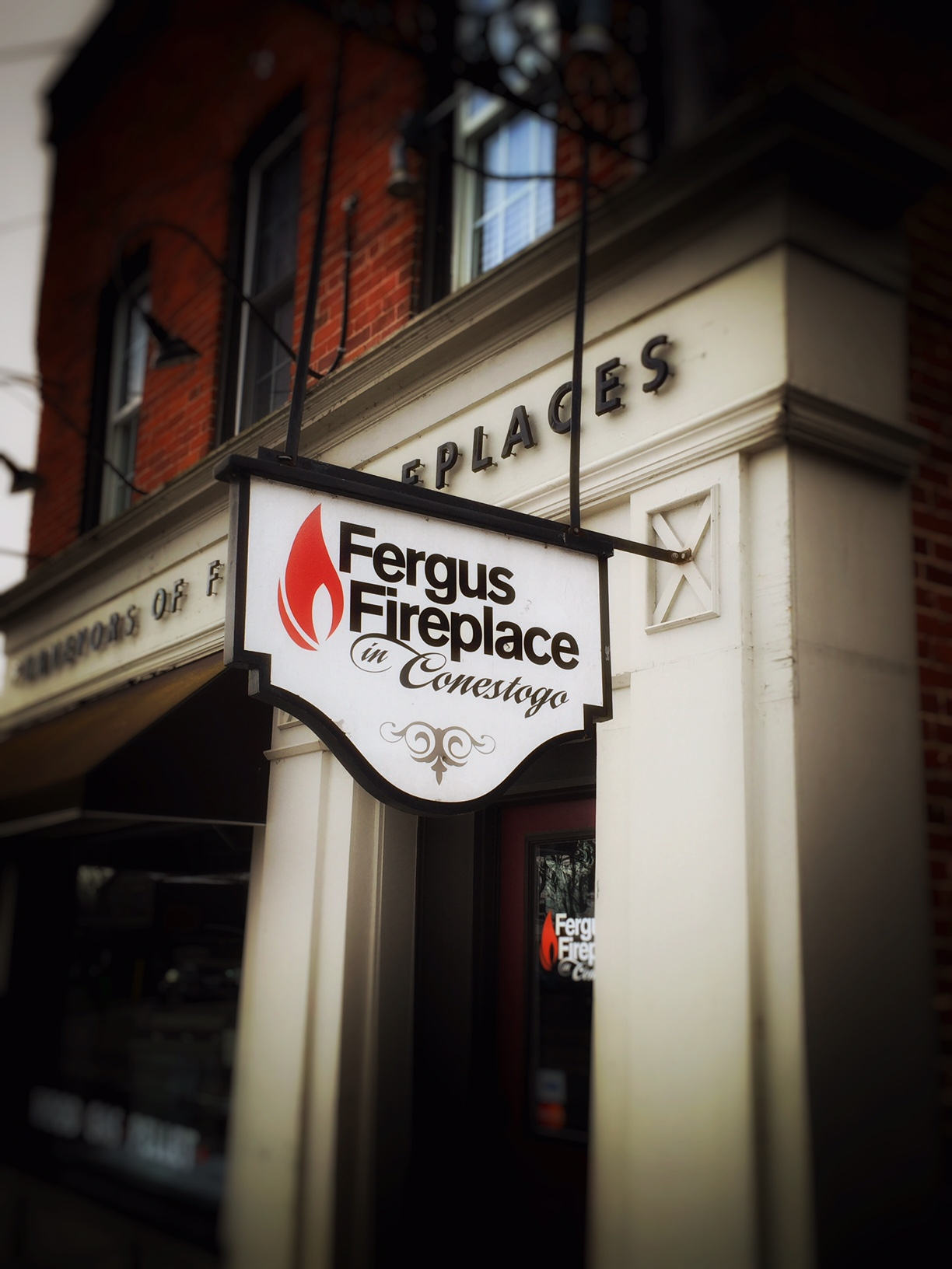 Fergus Fireplace Store