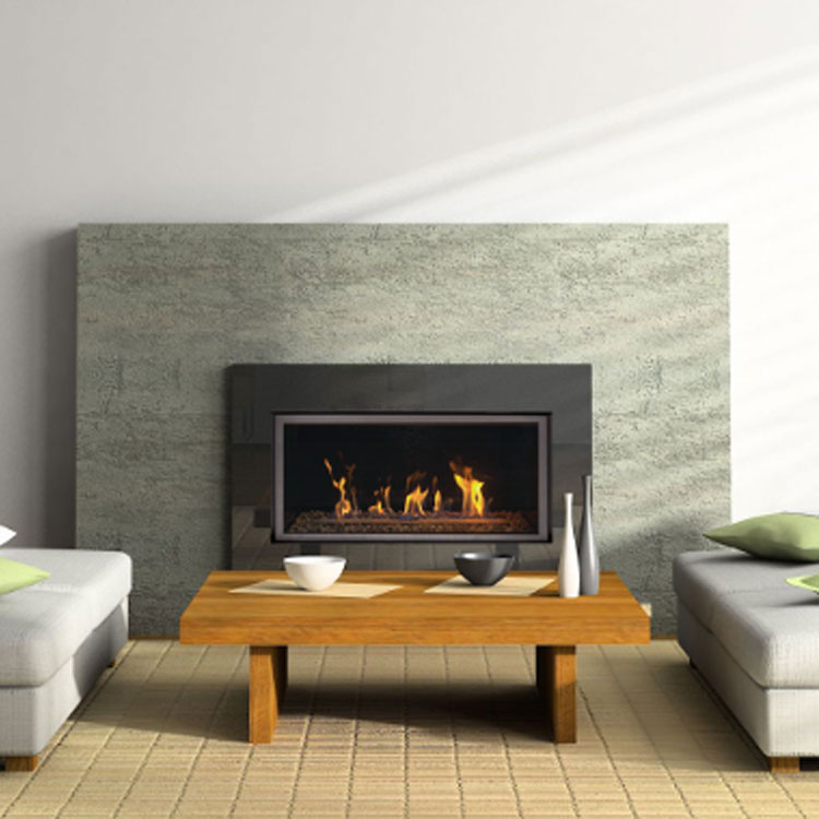 Savannah Elite BL21 Gas Zero Clearance Fireplace