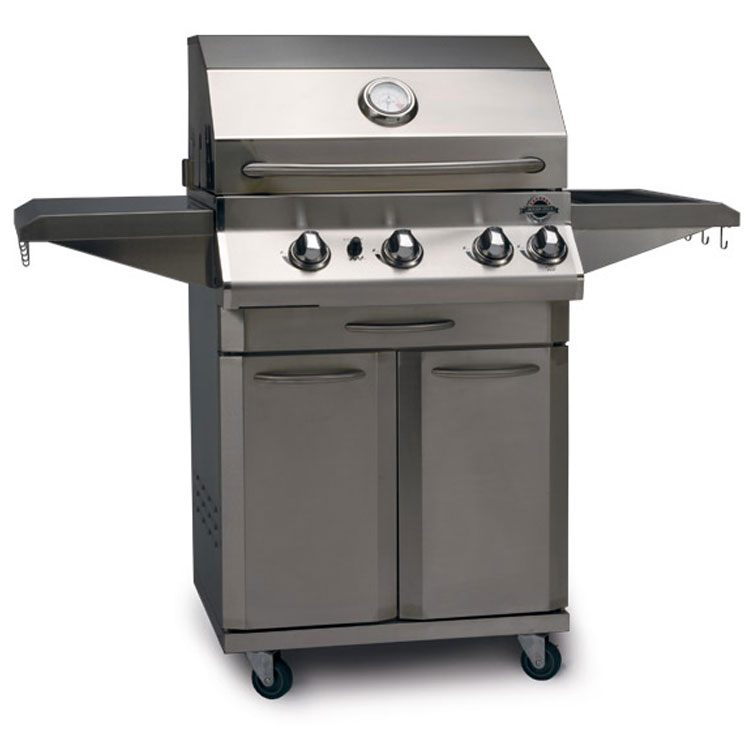 Jackson Grills LUX550, Gas, Freestanding Barbeque