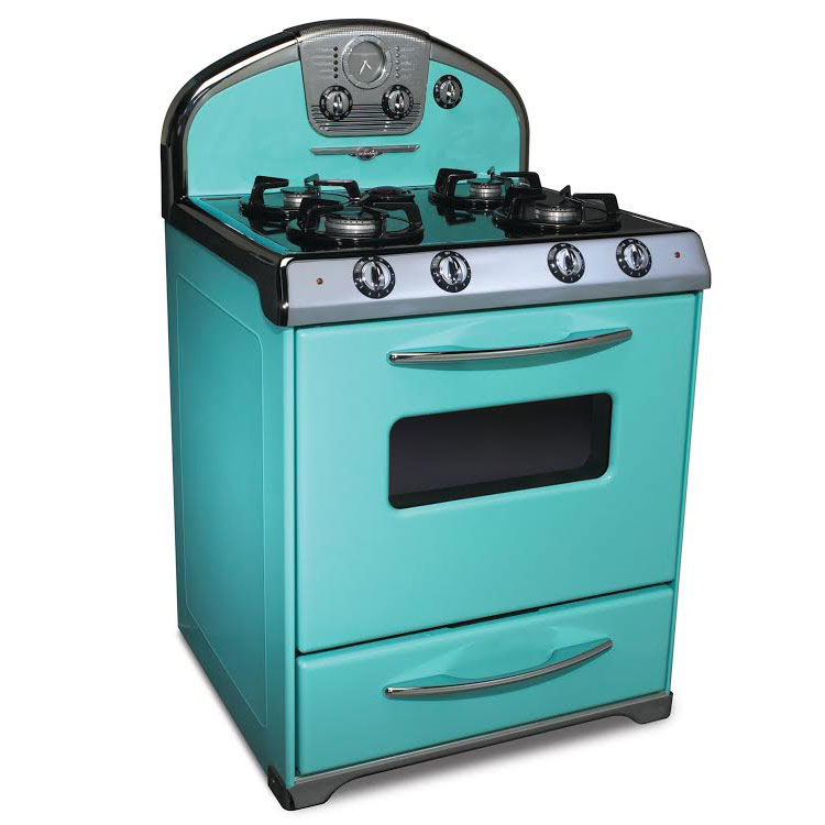 Elmira Stove Works Retro Model 1956 Range, Gas, Cookstove