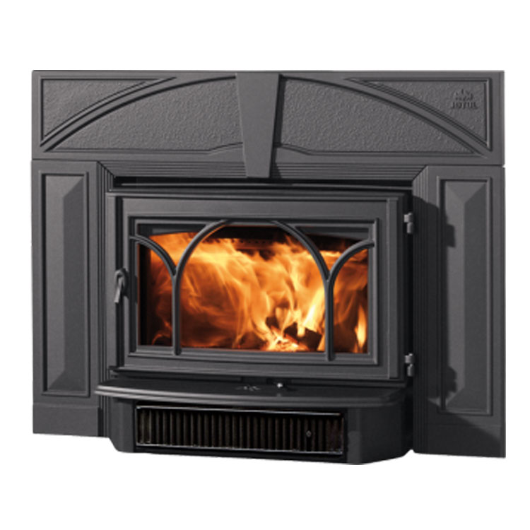 Fireplace Design jotul fireplace : Jotul C450 Kennebec, Woodburning, Fireplace Insert - Fergus Fireplace