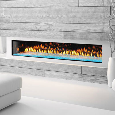 Heat & Glo Primo 72, Gas, Zero Clearance Fireplace