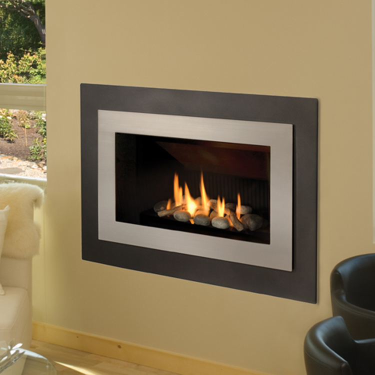 Valor H4 Gas Zero Clearance Fireplace Fergus Fireplace