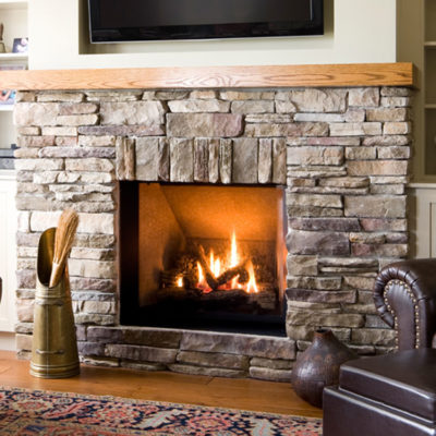 Valor H6 Gas Zero Clearance Fireplace Fergus Fireplace