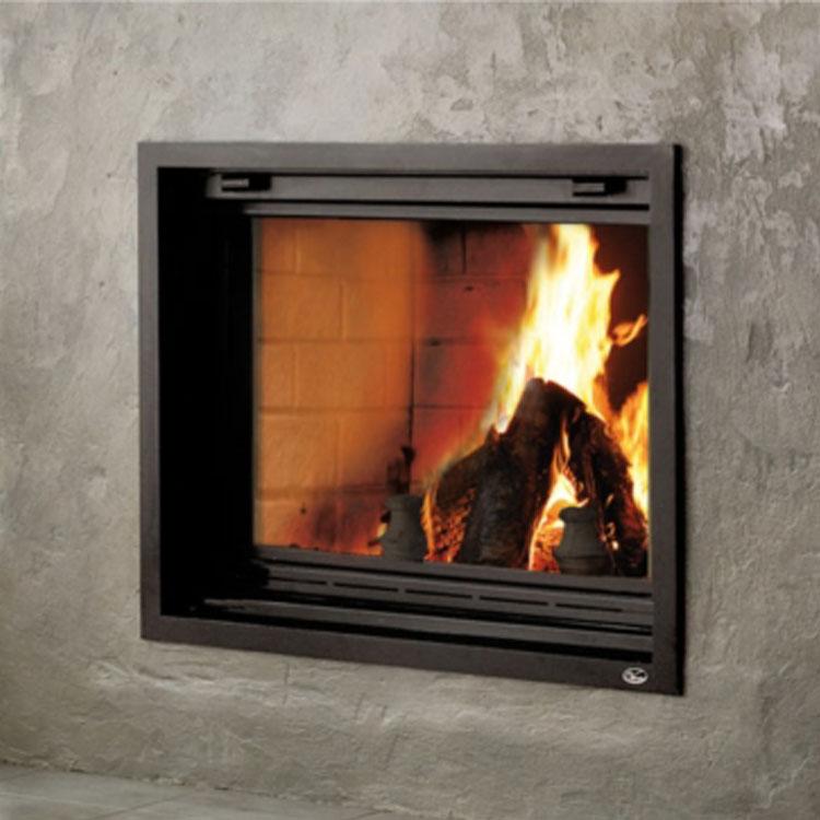 Valcourt Fp7 Antoinette Woodburning Zero Clearance