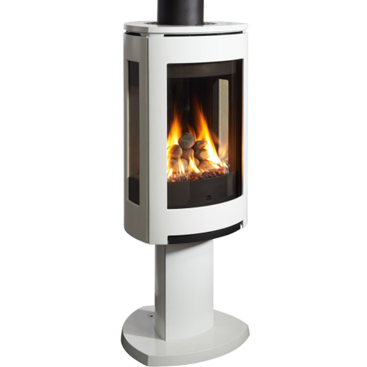 Valor H6 Gas Zero Clearance Fireplace Fergus Fireplace