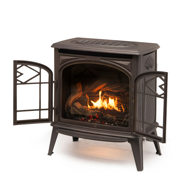 Freestanding Gas Fireplaces Gas Fireplace Freestanding Kvriver