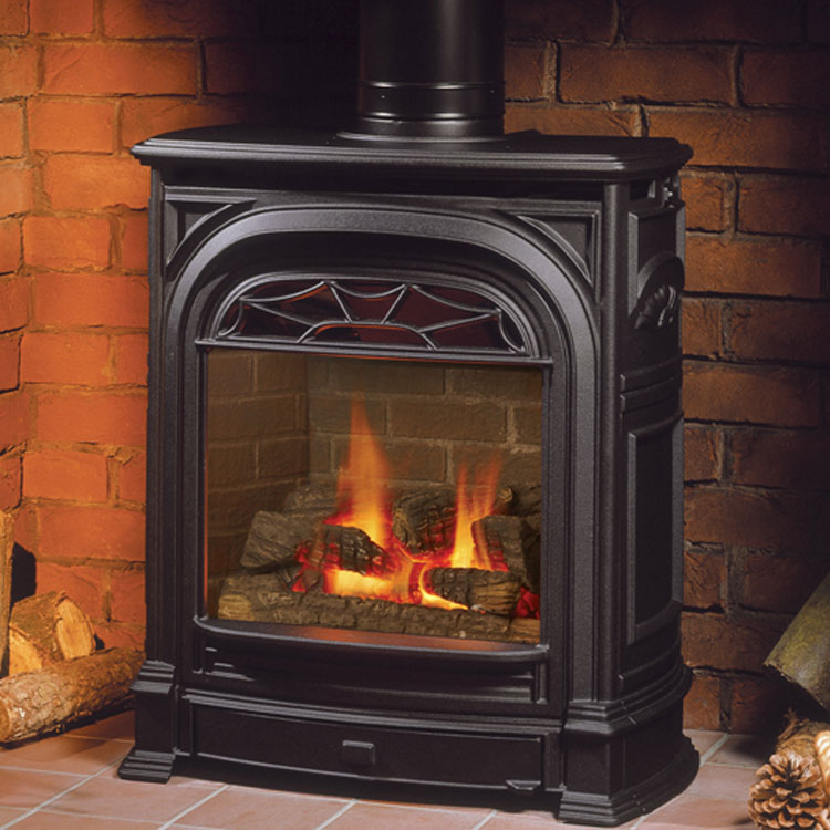 Valor President Gas Freestanding Stove Fergus Fireplace