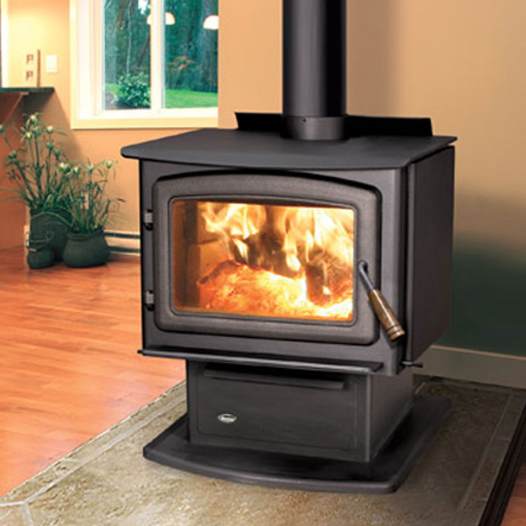 Pacific Energy Super 27 Woodburning Freestanding Stove
