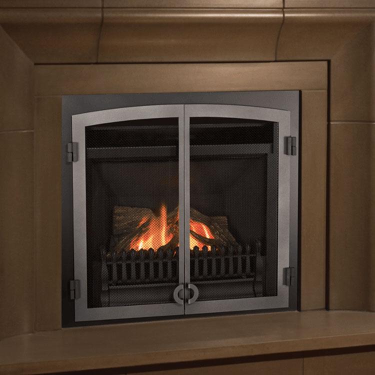 Valor Horizon With Fenderfire Double Doors Gas Zero