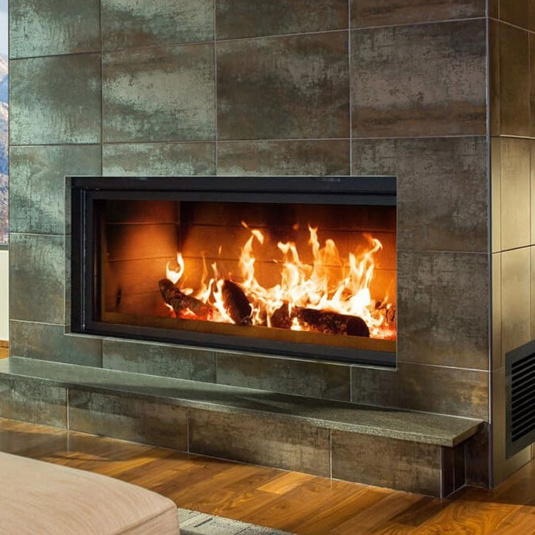 Renaissance Rumford L50 Linear Woodburning Zero Clearance Fireplace Fergus Fireplace
