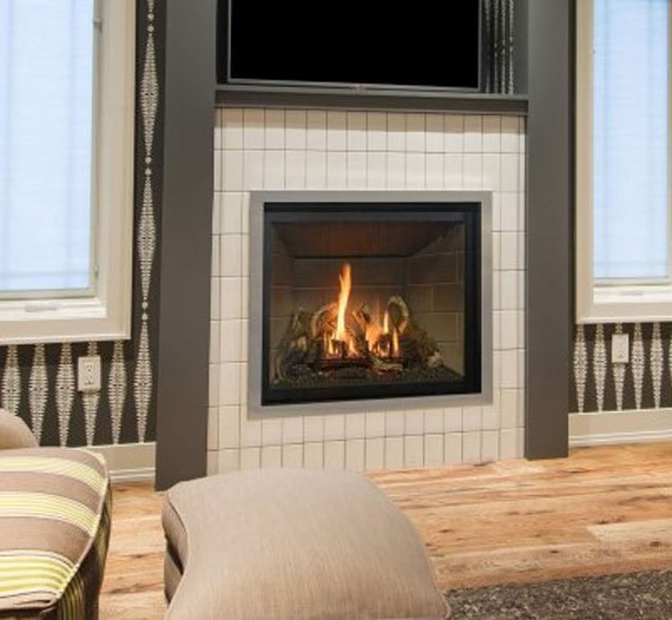 Kozy Heat Bayport 36l Gas Zero Clearance Fireplace Fergus Fireplace