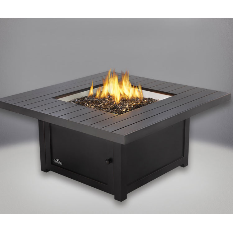 Napoleon St Tropez Square Patioflame Table Gas Firepit No Longer Available For 2020 Fergus Fireplace