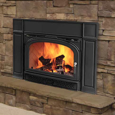 Pacific Energy Super Woodburning Fireplace Insert