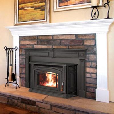 Enviro Cabello 1700 Woodburning Fireplace Insert Fergus Fireplace