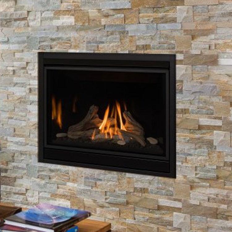 Kozy Heat SP34MV Gas Zero Clearance Fireplace Fergus