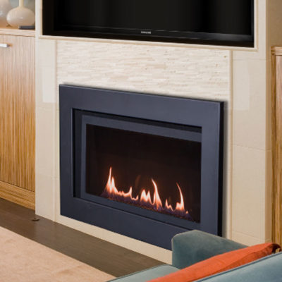 Prime Kozy Heat Slayton 36 Gas Zero Clearance Fireplace Fergus Complete Home Design Collection Barbaintelli Responsecom