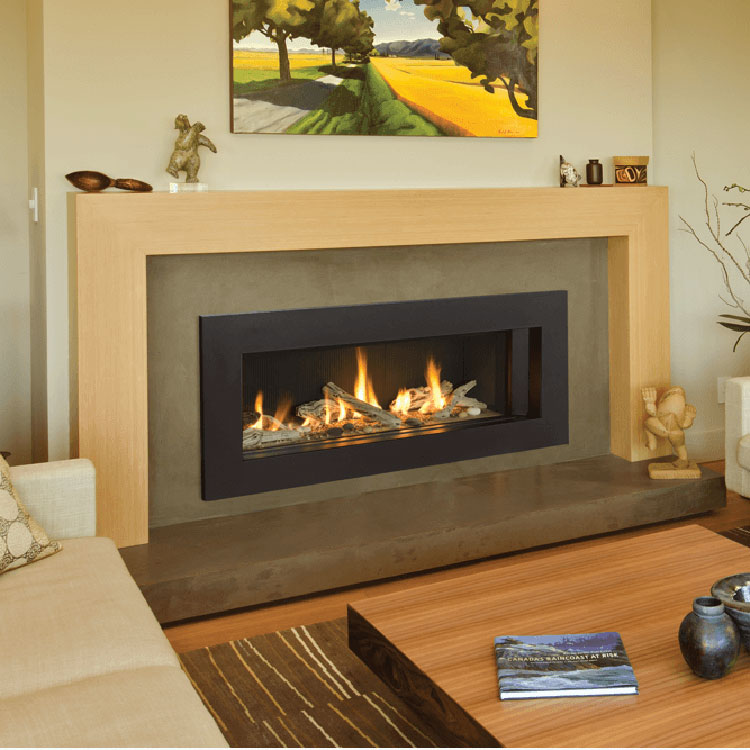 Valor L2 Gas Zero Clearance Fireplace Fergus Fireplace