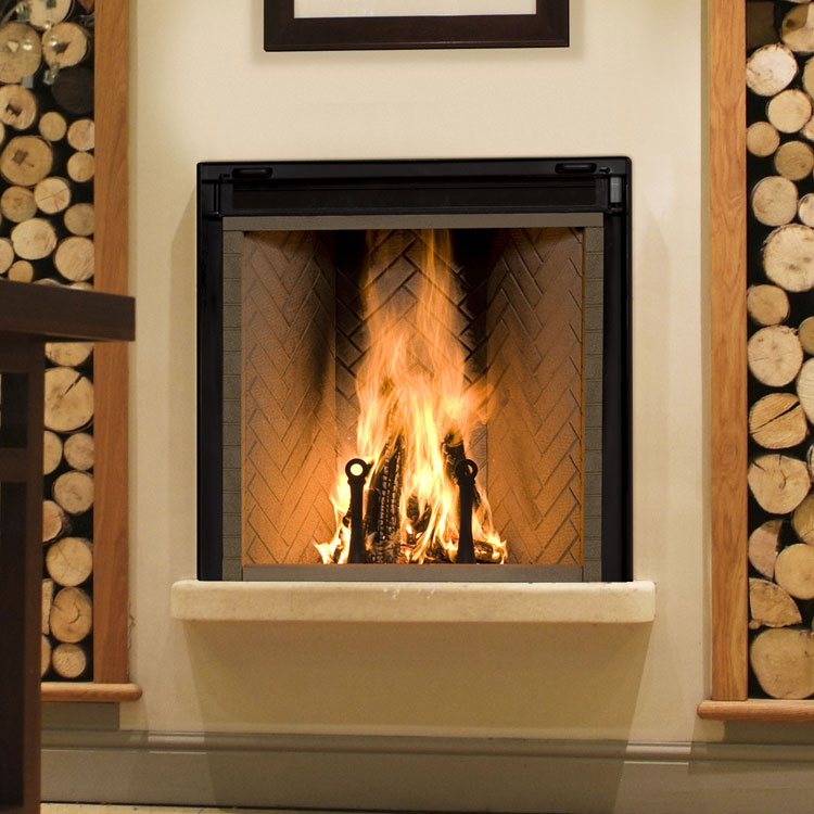 Renaissance rumford 1000 woodburning zero clearance for Renaissance rumford fireplace