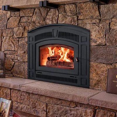 Rsf Opel 2 Woodburning Zero Clearance Fireplace Fergus