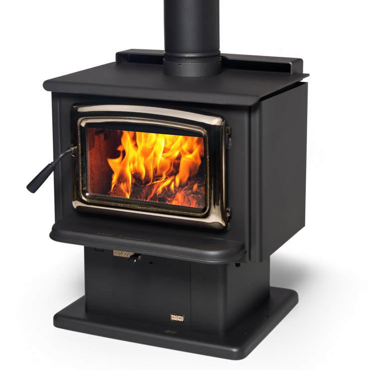 Pacific Energy Super 27 Woodburning Freestanding Stove Fergus