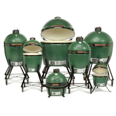 The Big Green Egg Large, Charcoal, Freestanding Barbeque