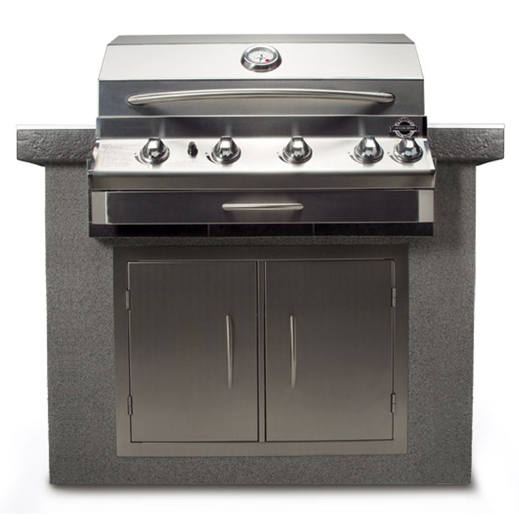 Jackson Grills LUX700, Gas, Built-In Barbeque