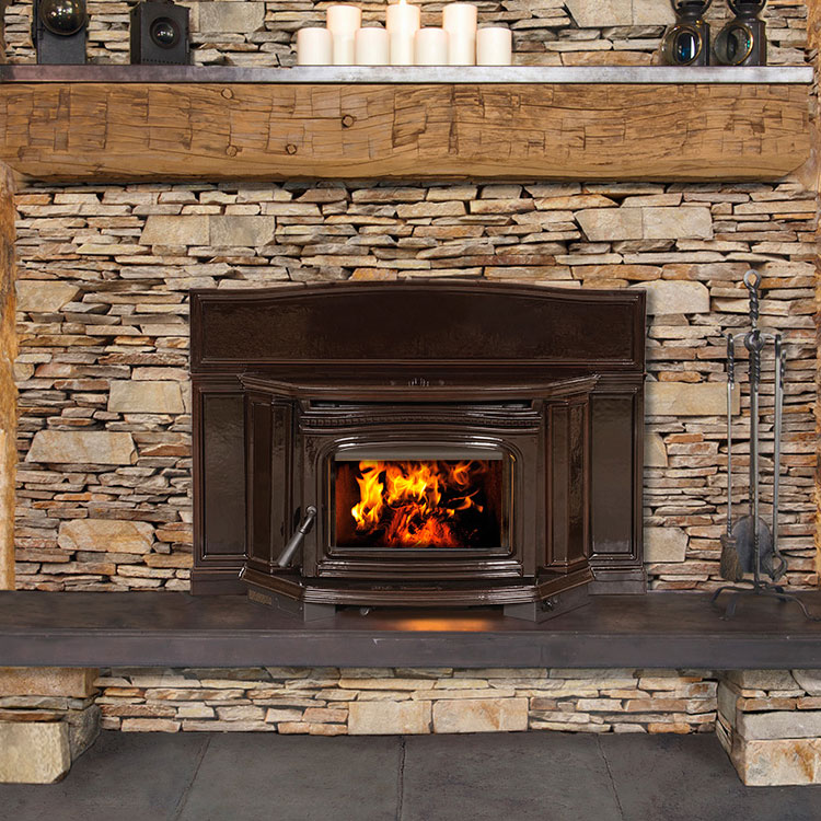 Pacific Energy Alderlea T5 Classic, Woodburning, Fireplace Insert