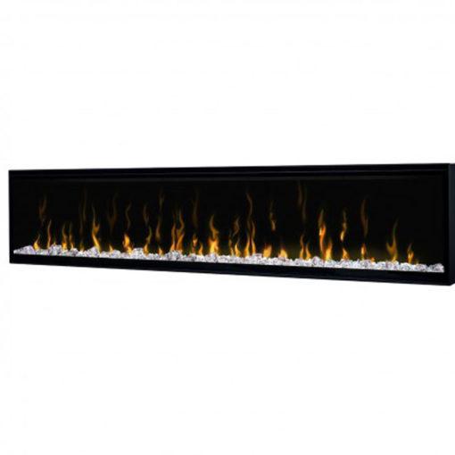 Dimplex IgniteXL 74, Electric, Wall Mounted Fireplace