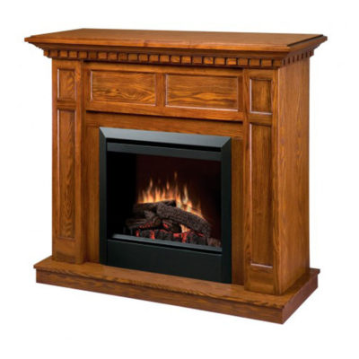 Dimplex Caprice, Electric, Zero Clearance Fireplace