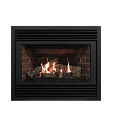 Archgard 3400-DVTR20N, Gas, Zero Clearance Fireplace