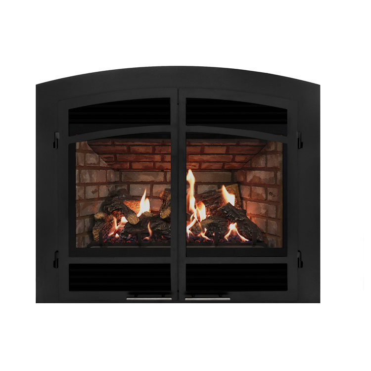 Archgard 72DVT30N, Gas, Zero Clearance Fireplace