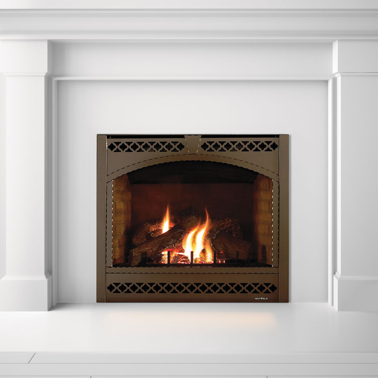 Heat & Glo SL750, Gas, Zero Clearance Fireplace