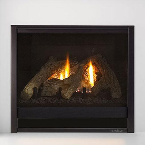 Heat & Glo SL950, Gas, Zero Clearance Fireplace