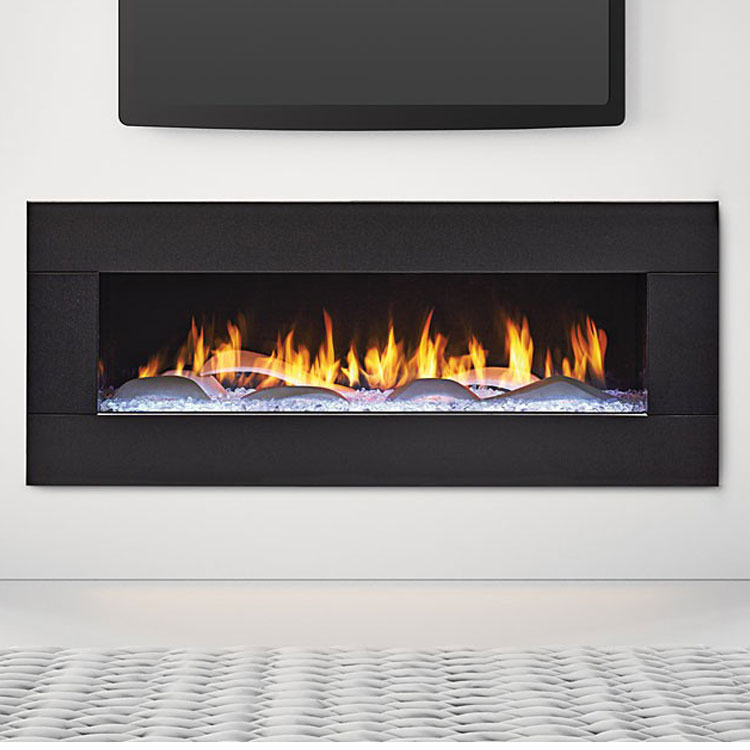 Heat & Glo Primo 48, Gas, Zero Clearance Fireplace