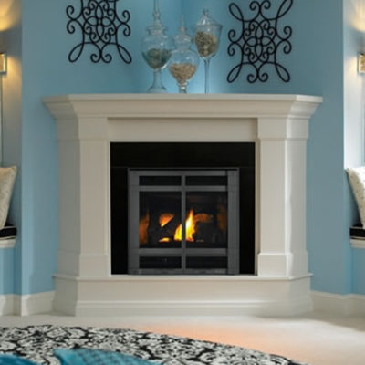 Heat & Glo SL350, Gas, Zero Clearance Fireplace