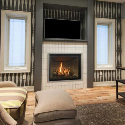 Kozy Heat Bayport 36MV, Gas, Zero Clearance Fireplace