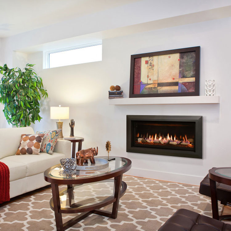 Kozy Heat Slayton 36, Gas, Zero Clearance Fireplace
