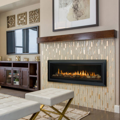 Kozy Heat Slayton 60, Gas, Zero Clearance Fireplace