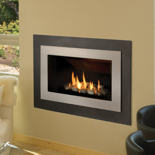 Valor H4, Gas, Zero Clearance Fireplace