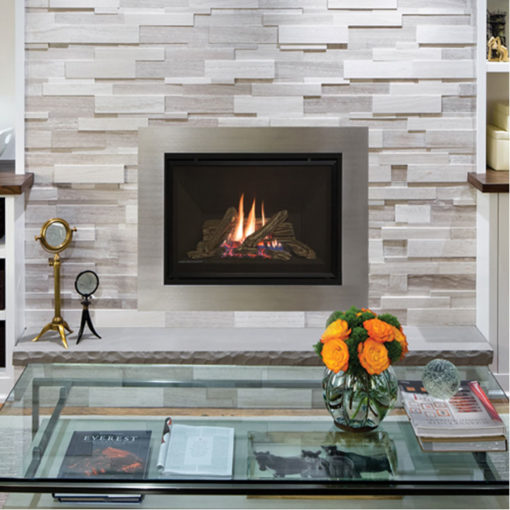 Valor H5, Gas, Zero Clearance Fireplace