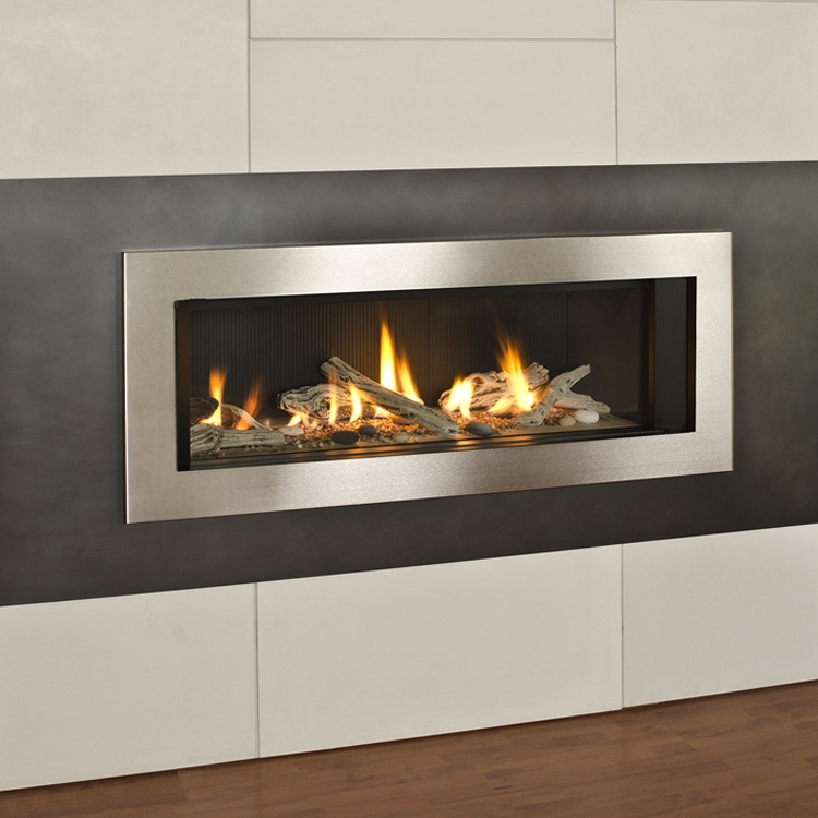 Valor L1, Gas, Zero Clearance Fireplace