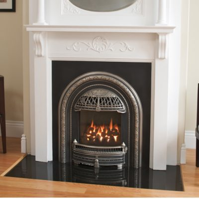 Valor Portrait Windsor Arch, Gas, Zero Clearance Fireplace