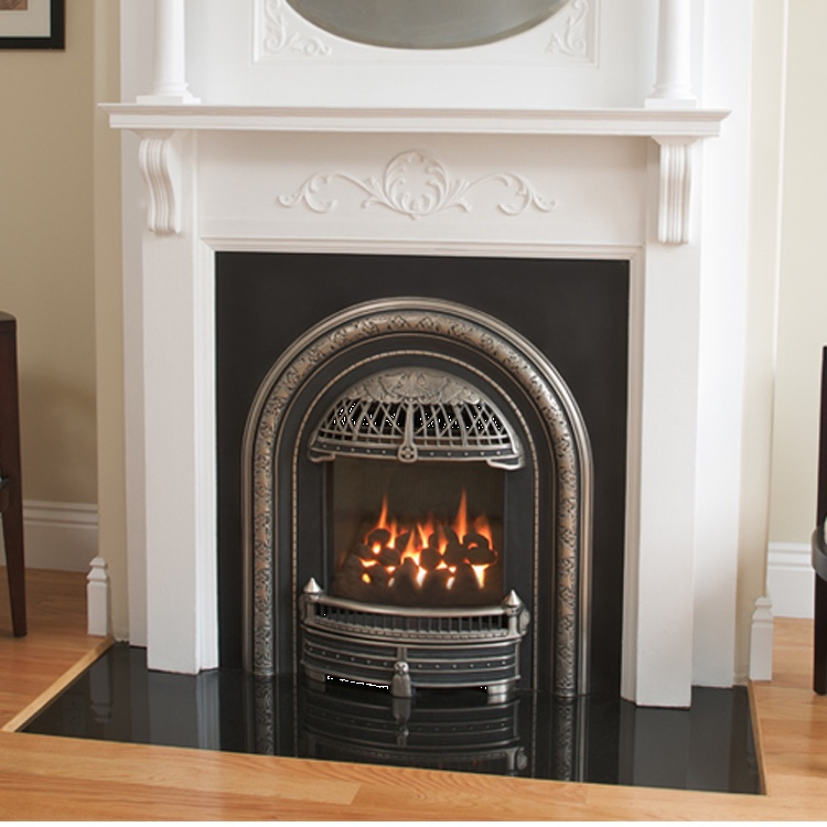 Valor Portrait Windsor Arch Gas Zero Clearance Fireplace