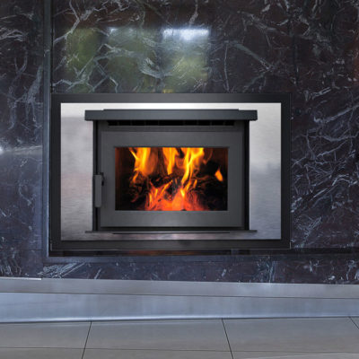 Pacific Energy FP25, Woodburning, Zero Clearance Fireplace
