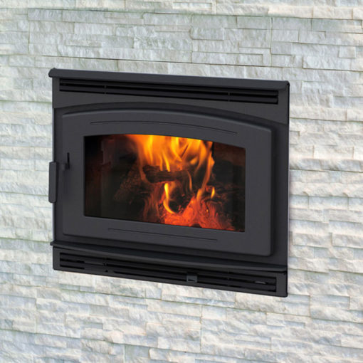 Pacific Energy FP30 Arch, Woodburning, Zero Clearance Fireplace