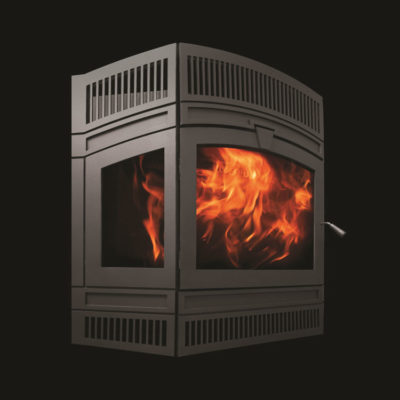 RSF Delta, Woodburning, Zero Clearance Fireplace