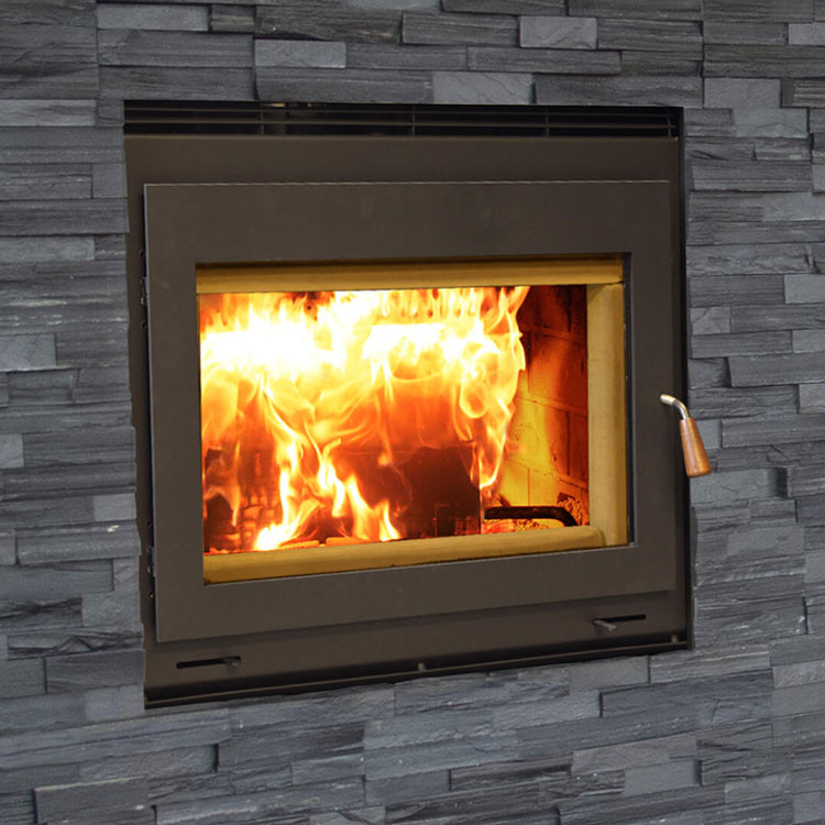 RSF Focus 250, Woodburning, Zero Clearance Fireplace