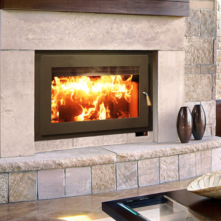 RSF Focus 320, Woodburning, Zero Clearance Fireplace